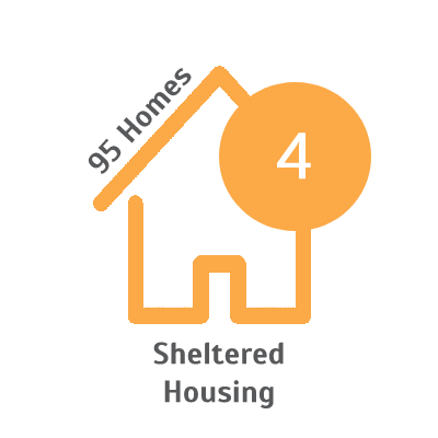 Sheltered House Logo