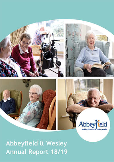 Abbeyfield Annual Report